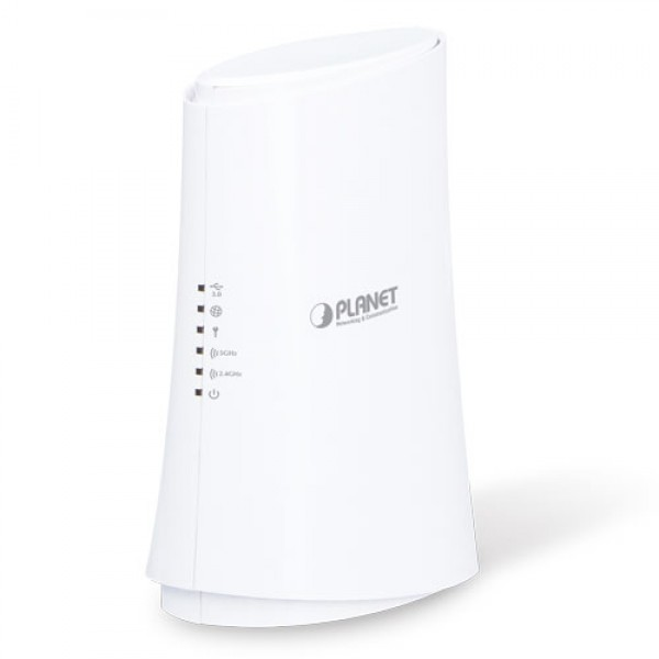 PLANET WDRT-1200AC 1200Mbps 802.11ac Dual-Band Wireless Gigabit Router