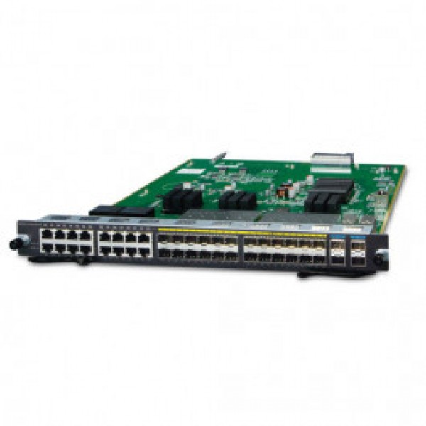 PLANET XGS3-S16C8S4X Standard Module for XGS3-42000R with 24 Gigabit Ports (16 TP/SFP Combo Ports + 8 100/1000X SFP Ports) + 4 10G SFP+ Ports