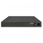 PLANET GS-5220-16P2XVR L2+ 16-Port 10/100/1000T 802.3at PoE + 2-Port 10G SFP+ Managed Switch with LCD Touch Screen (220W)