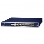 PLANET GS-5220-16S8CR L2+ 24-Port 100/1000X SFP + 8-Port Shared TP Managed Switch