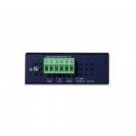 PLANET ISW-511TS15 4-Port 10/100Base-TX + 1-Port 100Base-FX Industrial Ethernet Switch with Wide Operating Temperature (-40~75 Degree C)