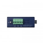 PLANET ISW-621TS15 4-Port 10/100Base-TX + 2-Port 100Base-FX Industrial Ethernet Switch with Wide Operating Temperature (-40~75 Degree C)