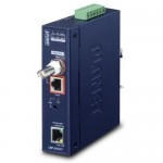 PLANET LRP-201-KIT Industrial 1-Port 10/100/1000T Ultra PoE + 1-Port Coax/UTP Long Reach PoE Kit (LRP-201ET + LRP-201HT)
