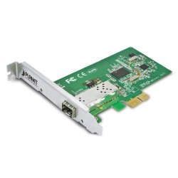 Planet ENW-9701 1000Base-SX / LX SFP PCI Express Fiber Adapter