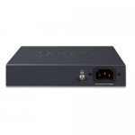 Planet FSD-604HP 4-Port 10/100TX 802.3af/at PoE + 2-Port 10/100TX Desktop Switch (60 Watts)