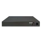 PLANET GS-5220-24T4XV L2+ 24-Port 10/100/1000T + 4-Port 10G SFP+ Managed Switch with LCD touch screen