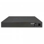 PLANET GS-5220-24UPL4XV L2+ 24-Port 10/100/1000T Ultra PoE + 4-Port 10G SFP+ Managed Switch with LCD touch screen