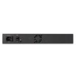PLANET GS-5220-8P2T2X L2+ 8-Port 10/100/1000T 802.3at PoE + 2-Port 1G/10G SFP+ Managed Switch