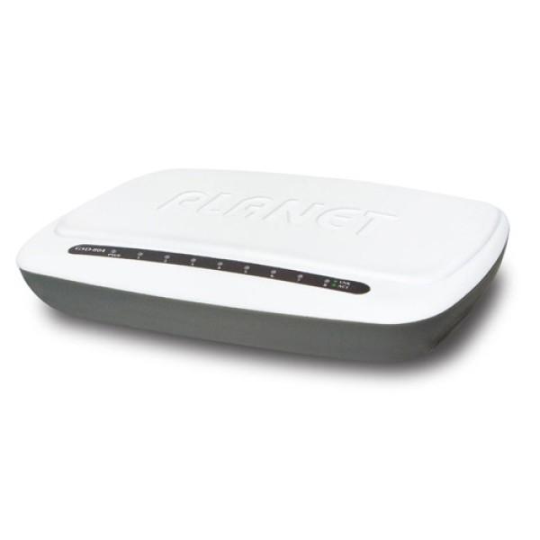 Planet GSD-804 8-Port 10/100/1000BASE-T Gigabit Ethernet Switch
