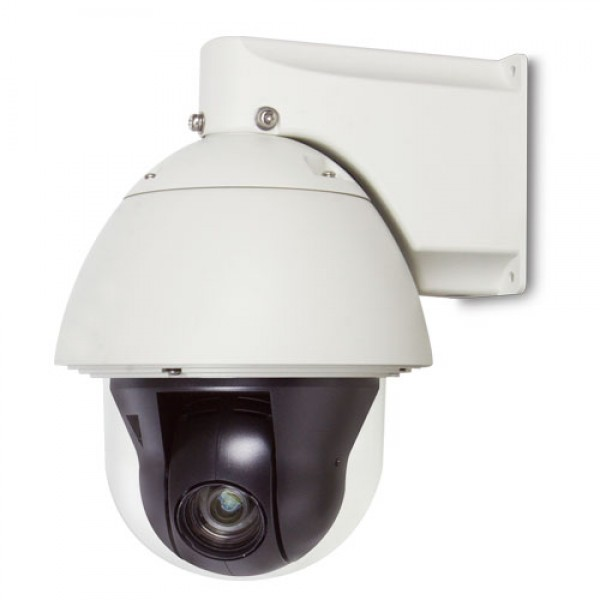 Planet ICA-E6260 2 Mega-pixel PoE Plus Speed Dome IP Camera with Extended Support