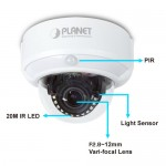 Planet ICA-M4320P 3 Mega-pixel IR IP Camera with Remote Focus and Zoom