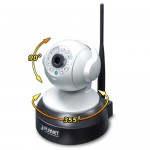 Planet ICA-W7100 720P Wireless IR PT IP Camera
