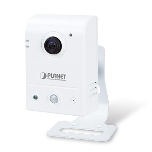 Planet ICA-W8100 Wireless Cube Fish-Eye IP Camera