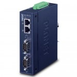 PLANET ICS-2200T Industrial 2-Port RS232/RS422/RS485 Serial Device Server