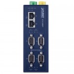 PLANET ICS-2400T Industrial 4-Port RS232/RS422/RS485 Serial Device Server