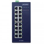 PLANET IGS-1600T Industrial 16-Port 10/100/1000T Ethernet Switch