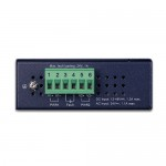 Planet IGS-801T 8-Port 10/100/1000T Industrial Gigabit Ethernet Switch (-40~75 degrees C operating temperature)