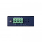 PLANET IPOE-171-95W Industrial Single-Port 10/100/1000Mbps 802.3bt PoE Injector (95 Watts, -40~75 degrees C, 24~48V DC)