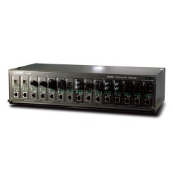 Planet MC-1500 15-Slot Media Converter Chassis