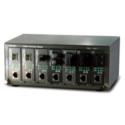 Planet MC-700 7-Slot Media Converter Chassis