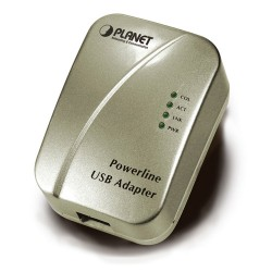 Planet PL-104U Powerline USB Adapter (directly-attached)