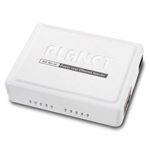 Planet POE-151 IEEE 802.3af Power Over Ethernet Injector (Mid-Span)