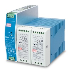 PLANET PWR-40-24 DC Single Output Industrial DIN Rail Power Supply Units