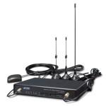 PLANET VCG-1500WG-LTE Vehicle 4G LTE Cellular Wireless Gateway with 5-Port 10/100TX (1-SIM Card Slot, 802.11n, GPS, -25~65 degrees C)