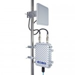 PLANET WAP-552N 5GHz 802.11a/n 300Mbps Outdoor Wireless AP (IP67, 802.3af/at PoE, 2 x N-Type Connector)