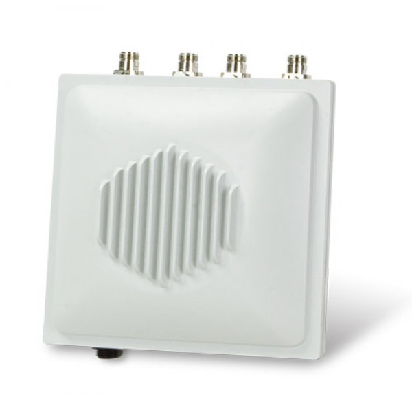 Planet WDAP-8350 600Mbps Dual Band 802.11n Outdoor Wireless CPE (IP66, 802.3at PoE, 4 x N-Type connector)