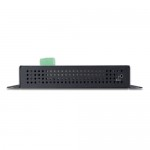 Planet WGS-4215-8T Industrial 8-Port 10/100/1000T Wall-mount Managed Switch (-40~75 degrees C)