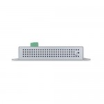 Planet WGS-804HPT Industrial 8-Port 10/100/1000T Wall-mount Managed Switch with 4-Port PoE+ (-40~75 degrees C)