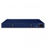 PLANET WGSW-24040HP 24-Port 10/100/1000Mbps 802.3at PoE+ with 4 Shared SFP Managed Switch