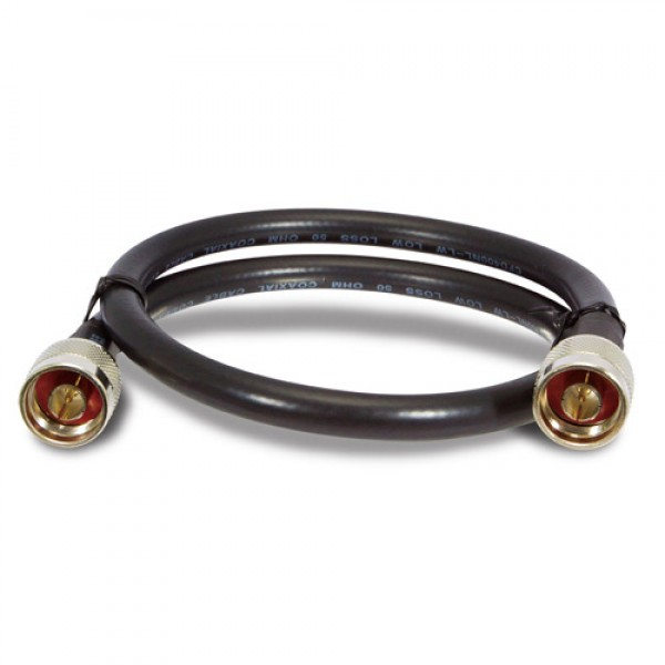 Planet WL-NM-0.6 0.6 meter N-male (male pin) to N-male (male pin) Cable