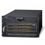 Planet XGS3-42000R 4-Slot Layer 3 IPv6/IPv4 Routing Chassis Switch