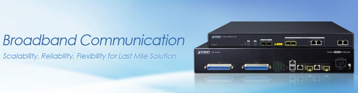Broadband Communication