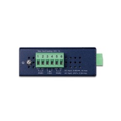 PLANET ICS-2105AT Industrial 1-port RS232/422/485 Serial Device Server with 1-Port 100BASE-FX SFP