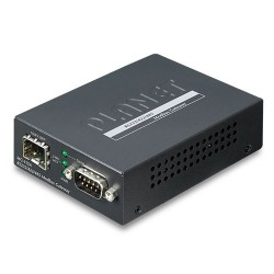 PLANET MG-115A 1-port RS232/422/485 Modbus Gateway with 1-Port 100BASE-FX SFP