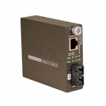 PLANET FST-802S50 10/100Base-TX to 100Base-FX (SC, SM) Smart Media Converter-50km