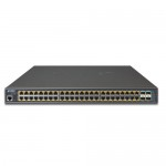 PLANET GS-5220-48P4XR L2+ 48-Port 10/100/1000T 802.3at PoE + 4-Port 10G SFP+ Managed Switch