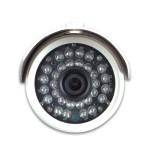 PLANET ICA-3150 720P IR Bullet POE IP Camera: 802.3af POE, H.264, 3.6mm Lens, 720P@30fps, IR-25meter, ICR, WDR, DNR, ONVIF, IP66,