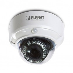 PLANET ICA-4500V 5 Mega-Pixel 20M IR Vari-Focal Dome IP Camera