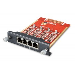 PLANET IPX-21FO 4-Port FXO module for IPX-2100 / IPX-2500