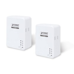 PLANET PL-802-KIT-EU 600Mbps HomePlug AV2 Bundle Kits (2 pieces in a box), EU Type