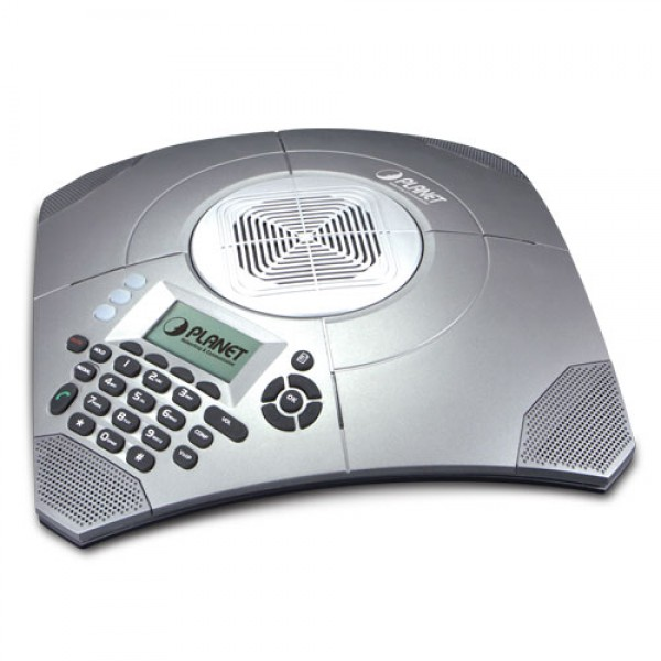 Planet VIP-8030NT HD Voice Conference IP Phone with PSTN (3-Line)