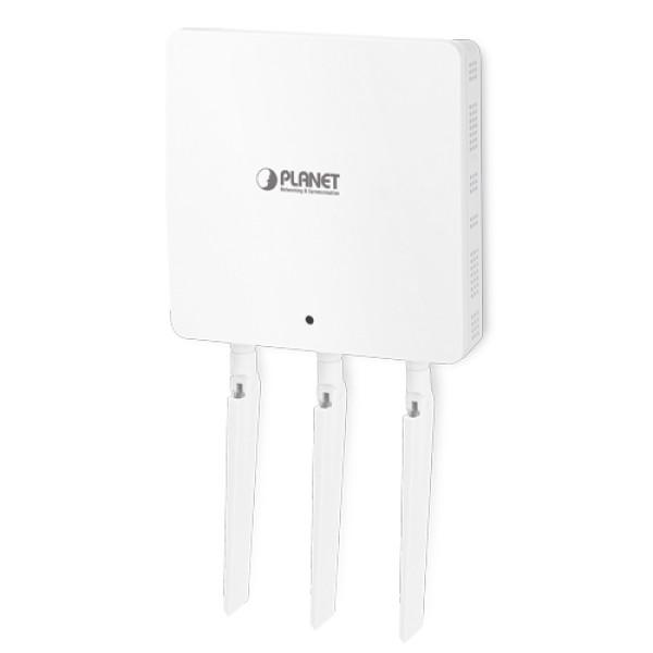Planet WDAP-1750AC 1750Mbps 802.11ac Dual Band Wall Mount Enterprise Wireless Access Point