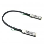 PLANET CB-DAQSFP-0.5M 40G QSFP+ Direct-attached Copper Cable (0.5 in length)