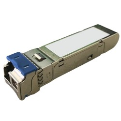 PLANET MGB-TLA20 SFP-Port 1000Base-BX (Single Mode) LC (WDM, TX:1310nm) mini-GBIC module-20km (-40~75