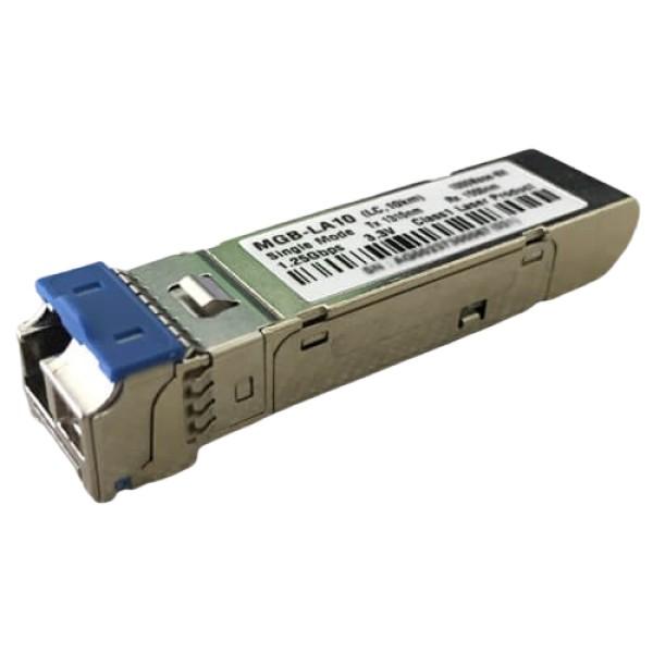 PLANET MGB-LA10 SFP-Port 1000Base-BX (Single Mode) LC (WDM, TX:1310nm) mini-GBIC module-10km