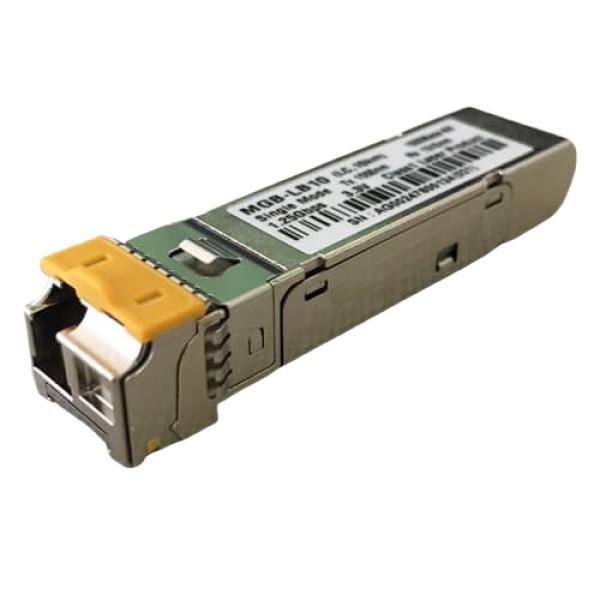PLANET MGB-LB10 SFP-Port 1000Base-BX (Single Mode) LC (WDM, TX:1550nm) mini-GBIC module-10km